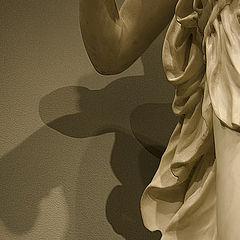 "photo ""Pygmalion's shadow"""
