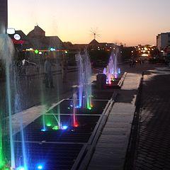 "фото ""Арена вечерних улиц"""