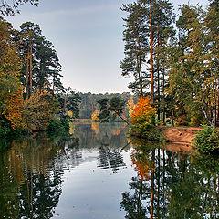 """фото """"Осень над водой"""""""