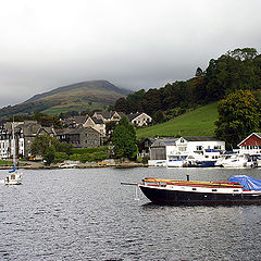 "photo ""Morning of  Lake District. Ambleside"""