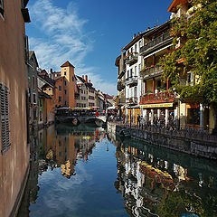 """фото """"Annecy France"""""""