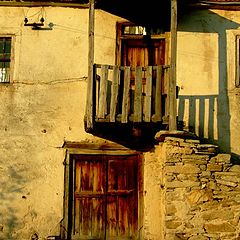 "photo ""village life (house)"""