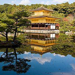 "фото ""Golden Shrine"""