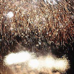 "фото ""Fireworks III"""