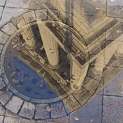 """photo """"DC puddle"""""""