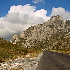 "фото ""Mountains of Garcia 2"""