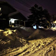 "фото ""after snowstorm 2"""
