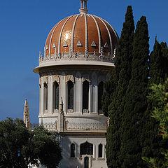 "фото ""Bahai Shrine and Gardens, Haifa"""