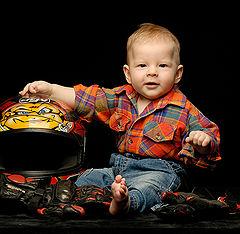 "photo ""Biker Jr."""