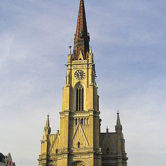 """photo """"The cathedral"""""""