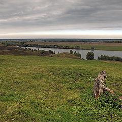 "photo ""Landscape of Oka-river"""