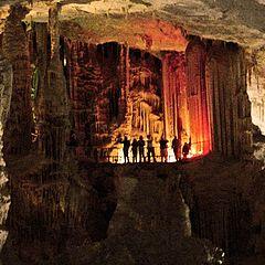 "фото ""Caves in Garcia 2"""