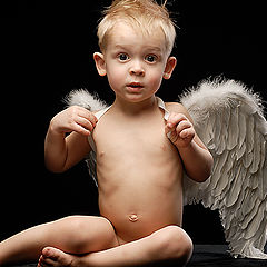 """photo """"Tired of Being an Angel"""""""