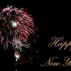 """photo """"Happy New Year Photoforum"""""""