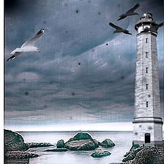 "photo ""light house dream"""
