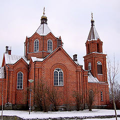 "фото ""Orthodox Russian church"""