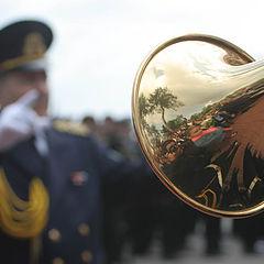 """фото """"Военный музыкант"""""""