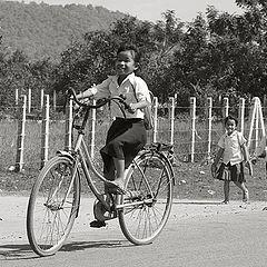 """фото """"Камбоджийские детки."""""""
