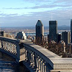 """фото """"Montreal. January"""""""