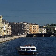 "photo ""Fontanka , St. Petersburg"""