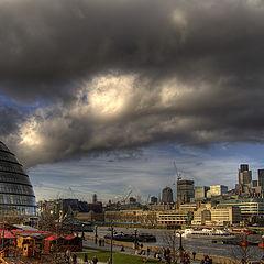 """photo """"Sight at London"""""""