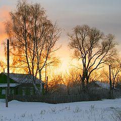 "photo ""winter morning III"""