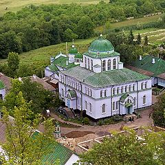 "photo ""Female monastery"""