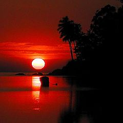 "фото ""Sunrise in paradise II"""