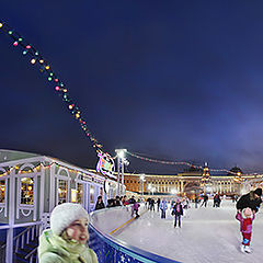"photo ""Panoramas of St. Petersburg -II"""