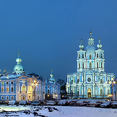 "photo ""Panoramas of St. Petersburg -III"""