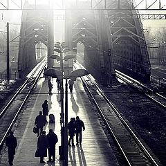 """фото """"Train to ..."""""""