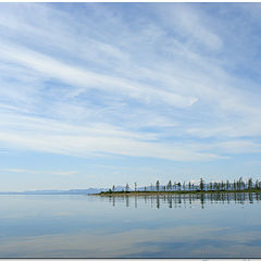 "photo ""Lake the Llama. Taimyr peninsula."""