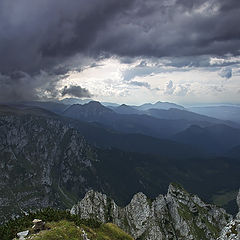 "photo "".Tatra Mountains."""