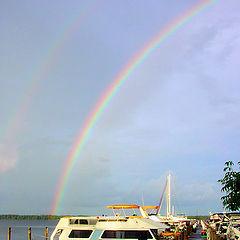 """фото """"Rainbow Pier"""""""