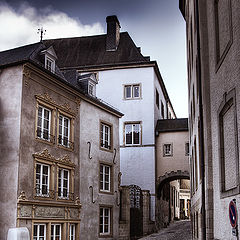 "photo ""Luxembourg lonely ..."""