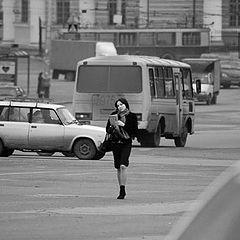 """photo """"В городской суете"""""""
