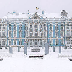 "photo ""Ekaterininskiy Palace St. Petersburg"""