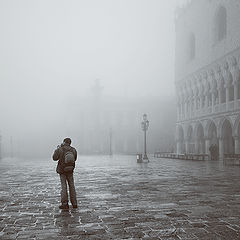 "photo ""Photographer and Venice"""