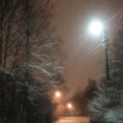 "photo ""Winter, morning..."""