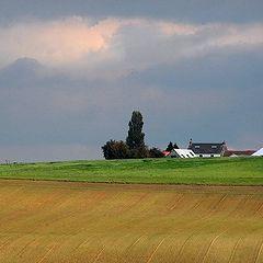 "photo ""Belgian landscape"""