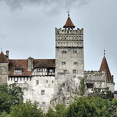 """фото """"Замок Дракулы.Трансильвания."""""""