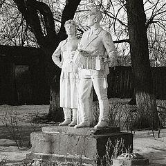 """фото """"Православная церковь XVIIIв. снаружи"""""""