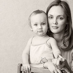 """фото """"Мать и дочь"""""""