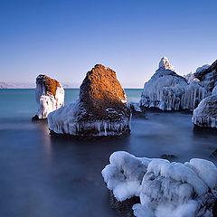 "photo ""The Stones & The Sea"""