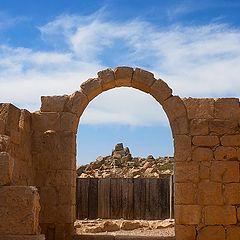 "фото ""древний город в пустыне"""