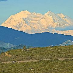 """photo """"Mt. McKinley"""""""