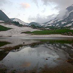 """photo """"Mountain silence"""""""