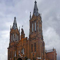 """фото """"Смоленск. Римско-католический костел"""""""