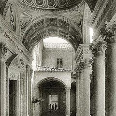 """фото """"Флоренция, Санта-Кроче # 2"""""""