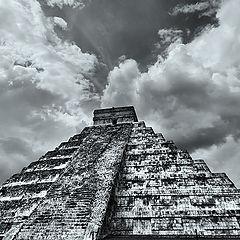 "photo ""Chichen Itza-7 Wonders of the World"""